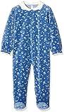 Petit Bateau Dors Bien Pont Dos_5217601 Pijama, Multicolor (Major/Marshmallow 01), 92 (Talla del Fabricante: 24M/86centimeters) para Bebés