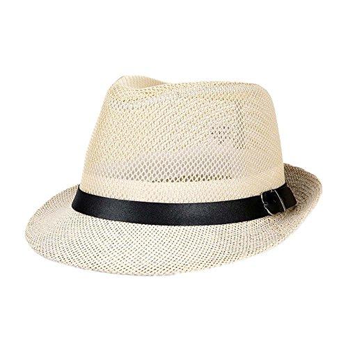 Sports&Outdoors Schirmmütze Sonnenschutz Hut Hüte Strohhut Sonnenhut Jazz Hut Strandhut Sommerhut Panamahut Damen Herren 1pcs