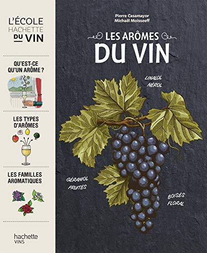 Les arômes du vin (VINS)
