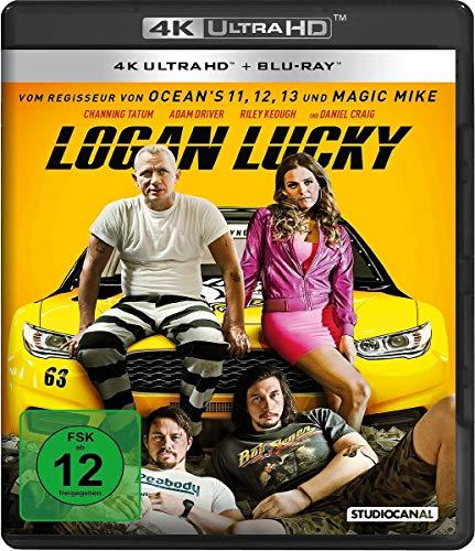Logan Lucky (4K Ultra HD) (+ Blu-ray)