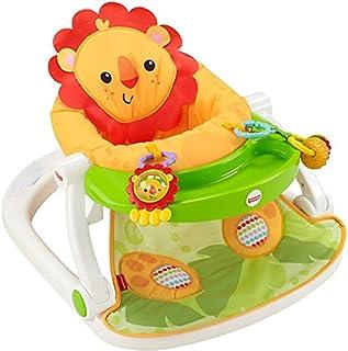 Fisher-Price 版 sit-me-up 婴儿学坐 橙色