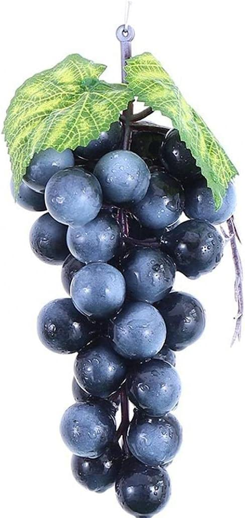 Froiny Max 73% OFF 1pc Artificial Grapes Strings Vines Elegant Fake Grape