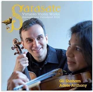 sarasate virtuoso violin works