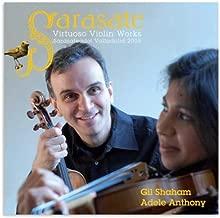Sarasate: Virtuoso Works for Violin, Carmen Fantasy, Zapateado