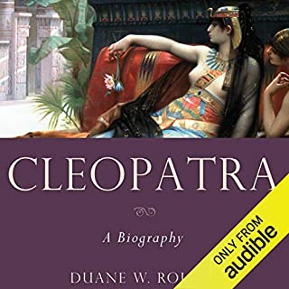 Cleopatra: A Biography audiobook cover art