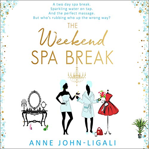 The Weekend Spa Break cover art
