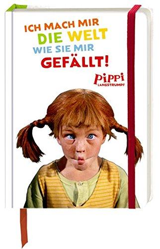 Pippi (Film) Notizbuch