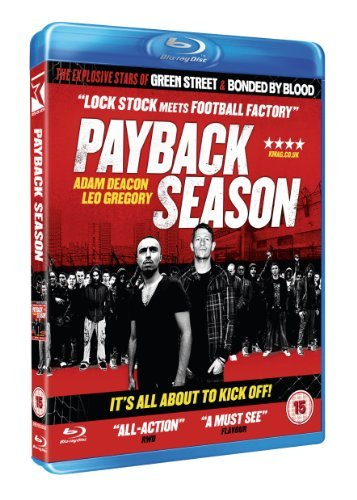 Payback Season (2012) ( ) [ UK Import ] (Blu-Ray)