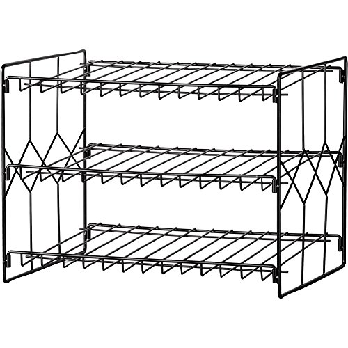 Can Storage Organizer Rack, 3-Ti...