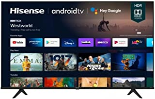 Hisense 43 Inch TV FHD Smart TV, With Dolby Vision HDR, DTS Virtual X, YouTube, Netflix, Freeview Play & Alexa Built-in, B...