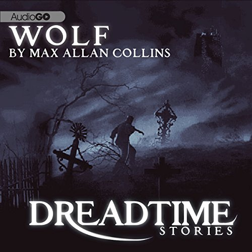 Wolf audiobook cover art