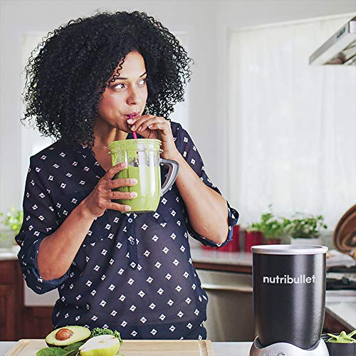 NutriBullet Rx N17-1001 Blender, Black
