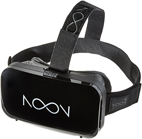 NOON VR PLUS – Virtual Reality Headset with VR Streaming from your PC to your Smartphone (NVRG-02)
