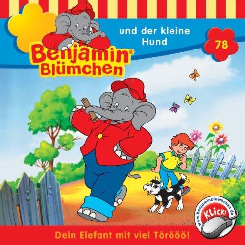 Benjamin und der kleine Hund cover art