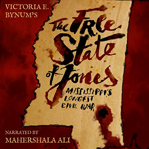 The Free State of Jones cover art