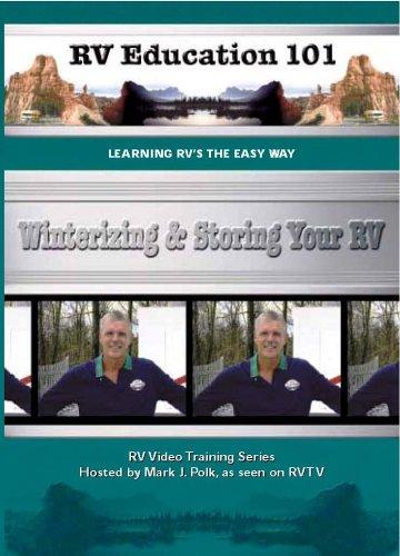 Rv Winterizing & Storing: Short Or Long Term Stora [Reino Unido] [DVD]