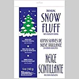 amscan Winter Wonderland Faux Snow | Christmas Decoration,White,5 oz