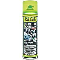 Petec 72150Aire Comprimido Spray de Alta presión