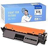 MyCartridge CF217A Negro Cartucho de tóner Compatible HP CF217 17A para HP Laserjet Pro M102a M102w MFP M130a M130nw Impresora