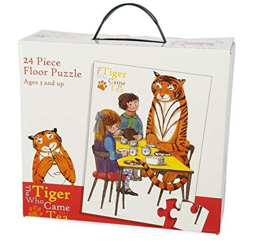4175 Tiger 24pc Floor Puzzle