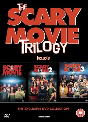 Scary Movie 1-3 Box Set [Edizione: Regno Unito]