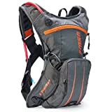 USWE Airborne 3L with accessible phone pocket (Gray/Orange)
