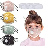 Face protector with Activated Carbon Filters for Children(8PC+30)