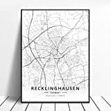 Recklinghausen Solingen Essen Oldenburg Brunswick Duren