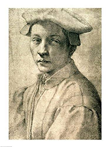 Portrait of Andrea Quaratesi c1532 Poster Print by Michelangelo Buonarroti (18 x 24)