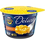 Kraft Deluxe Easy Mac Original Flavor Macaroni and Cheese (10 Microwaveable Cups)