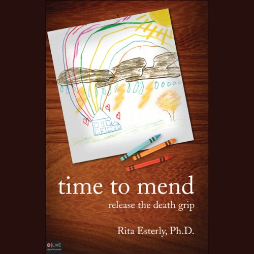 Time to Mend audiobook cover art