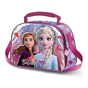 Frozen Believe-Bolsa Portameriendas 3D