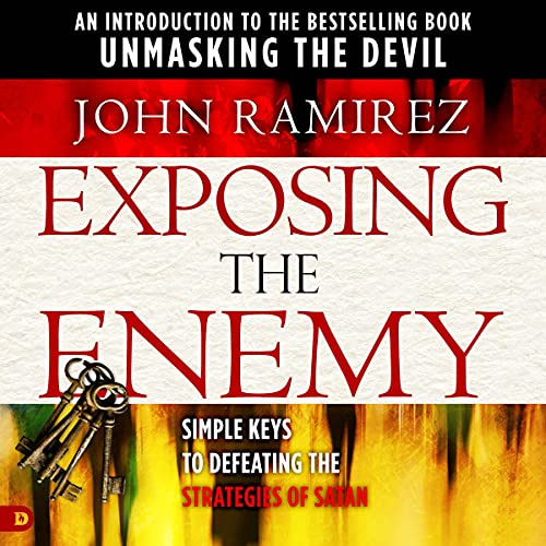Exposing the Enemy cover art