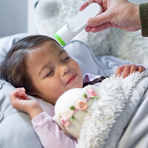 Withings Thermo – Smart Temporal Thermometer, No Contact, Suitable for Baby, Infant, Toddler & Adults, FSA- Eligible