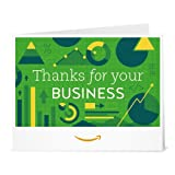 Amazon Gift Card - Print - Thanks for your Business...