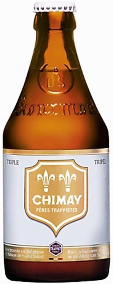 Chimay Triple 8 ° 33 cl - 6 x 33 cl