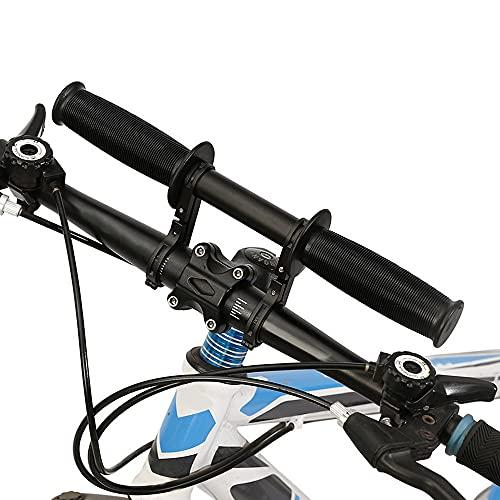 N\C Bicicleta para niños,Asiento de bicicleta para bicicletas de montaña,Silla de montar para niños con marco delantero para niños,Fácil de instalar