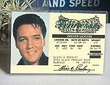 Elvis Driver's License/Elvis Souvenir/Elvis...
