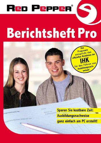 Berichtsheft Pro (RedPepper)