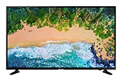 Samsung NU7099 163 cm (65 Zoll) LED Fernseher (Ultra HD, HDR, Triple Tuner, Smart TV) [Modelljahr 2018]