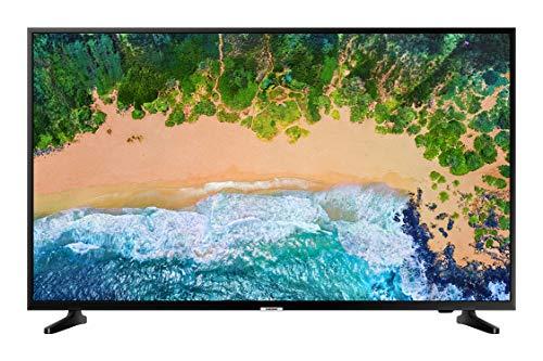 Samsung NU7099 138 cm (55 Zoll) LED Fernseher (Ultra HD, HDR, Triple Tuner, Smart TV) [Modelljahr 2018]