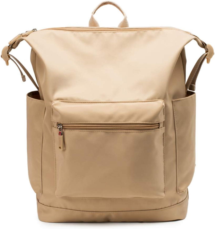 Laptop BackpackBusiness Computer Bag Computer Bag Simple Large Capacity Travel Student Hiking Riding Camping Bag