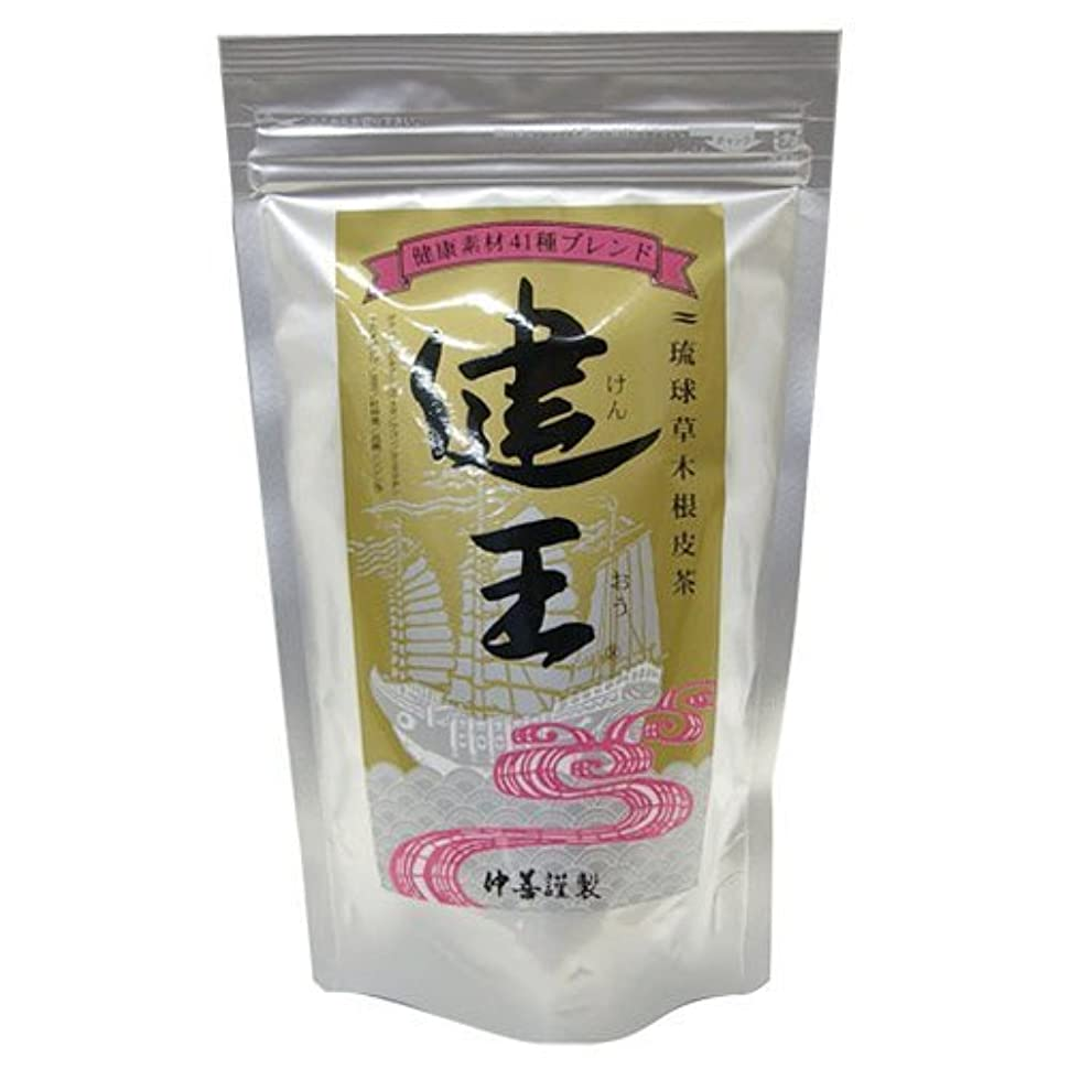 残り物原因利用可能琉球草木根皮茶 健王 ティーバッグ 2g×30包
