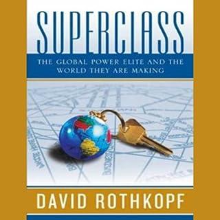 Superclass audiobook cover art