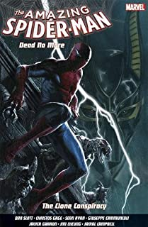 AMAZING SPIDERMAN 20 VOL 4 2015 2nd PRINT VARIANT NM CLONE CONSPIRACY SOLD OUT