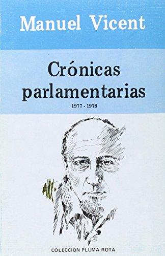 Crónicas parlamentarias (Alquibla Poesia)