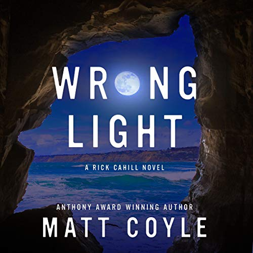 Wrong Light     The Rick Cahill Series              By:                                                                                                                                 Matt Coyle                               Narrated by:                                                                                                                                 Travis Baldree                      Length: 8 hrs and 38 mins     4 ratings     Overall 4.3