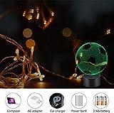 Immagine 2 linkax luce notturna 3d illusione