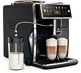 Saeco sm7580/00Xelsis–Cafetera automática, pantalla LED con teclas de marcación...