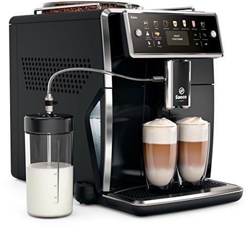Saeco sm7580/00 Xelsis – Cafetera automática con mejor valoración